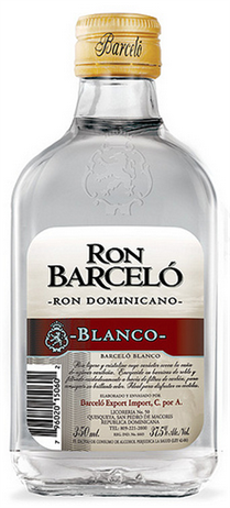 Ron Barcelo Rum Blanco